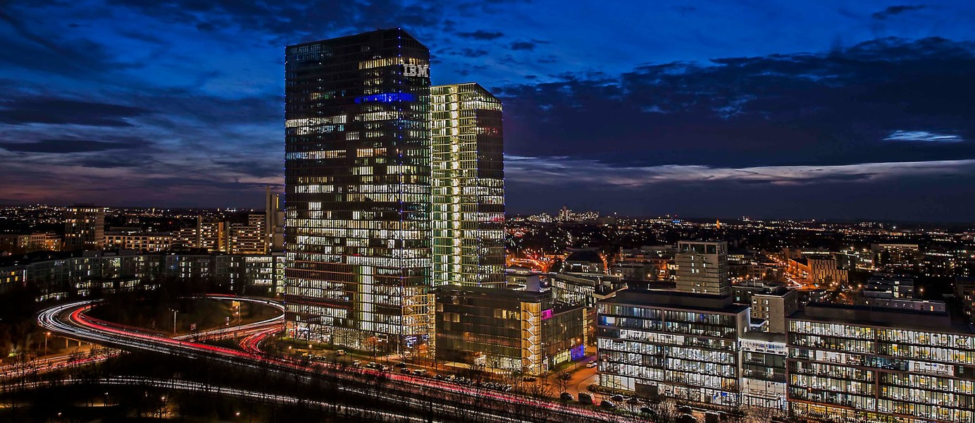 IBM Internet of Things Headquarters in Munich – Year in Review