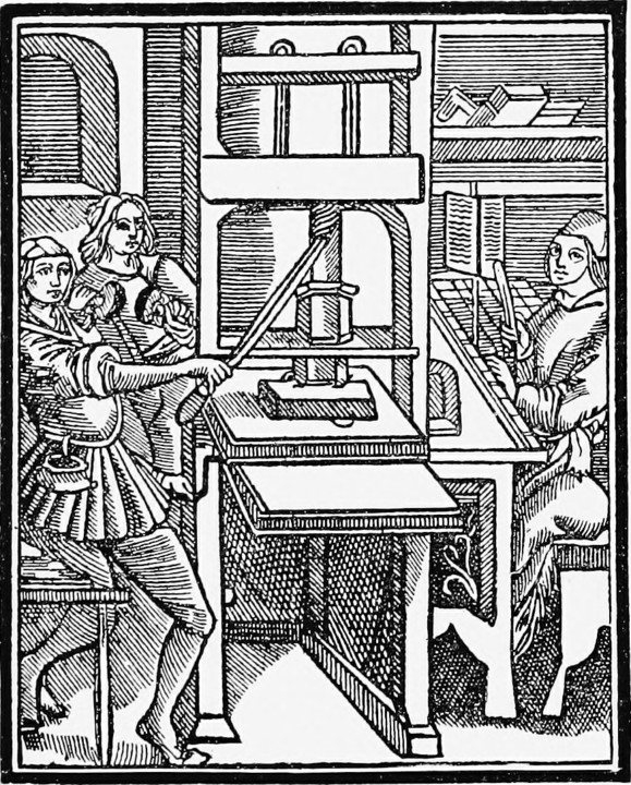What we can learn from Gutenberg today?