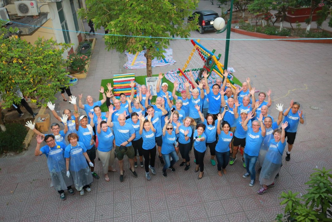 Building a new team? Try volunteering